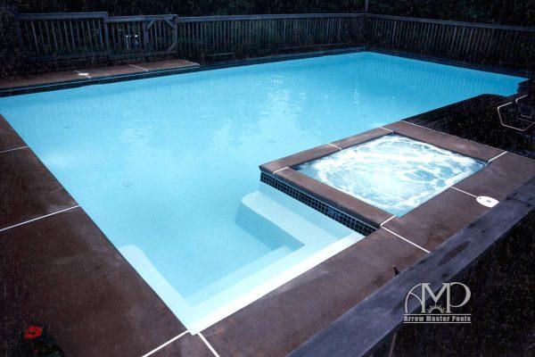 21. Pool/Spa & Lighting