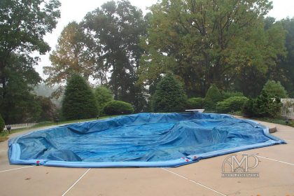 20. Pool Covers
