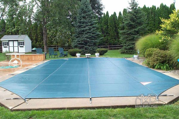 18. Pool & Safety Cover