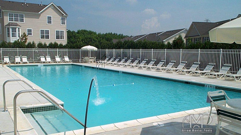 2. Custom Pool & Spa