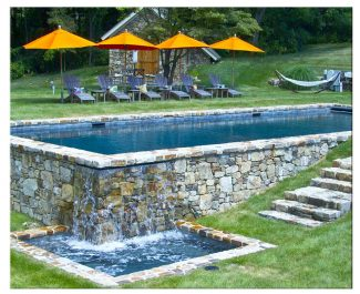 New Pool & Spa Construction